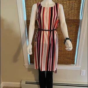 Vince camuto tunic, excellent condition.